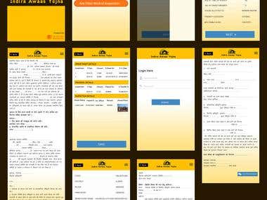 Real estate Govt Plan App