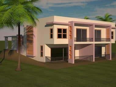 Home Design & Rendering