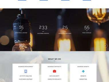 Wordpress-Twenty twelve theme