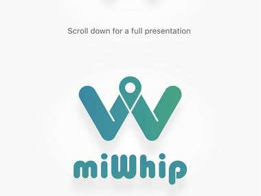 MiWhip Logo