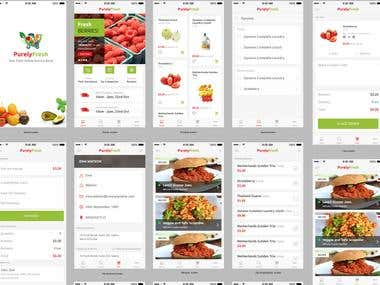 Mobile Shopping Application