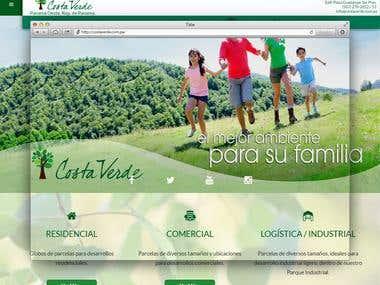 Ciudad Costa Verde WEB