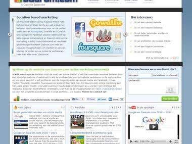 WordPress theme http://daarom.com/
