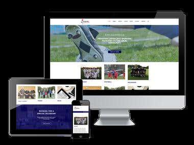 Sport Club website