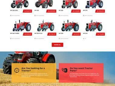 Jhang Tractor