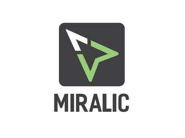 Miralic Logo