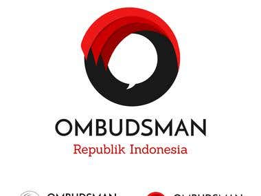 "Rejected Design for ""Ombudsman Republik Indonesia"""