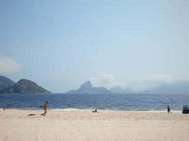 Praia de Icaraí, Niterói, RJ