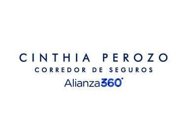 Logo - Cinthia Perozo