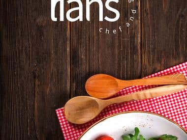 Han's Kitchen Logo