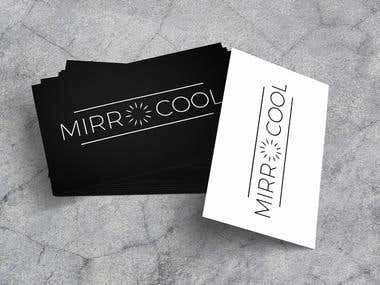 Mirrocool - Visual ID