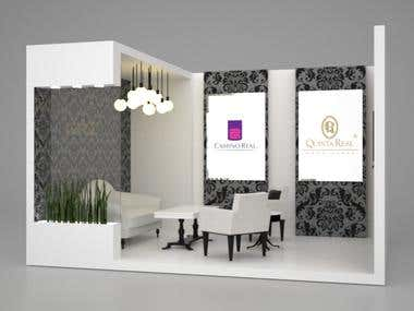 Exhibition stand GRT