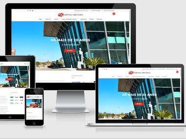 Web Site Espaço Mecânico