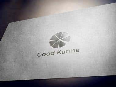 Logo Good Karma Jewelery