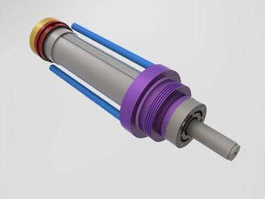 Centre Mechanism Cylinder Design