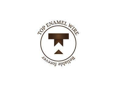 TopWire Logo Identity