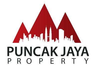 Logo for Puncak Jaya Property, Malaysia