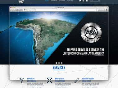 AA Continental WEB