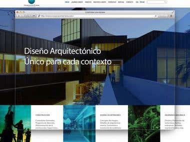 Corporación Prisma WEB