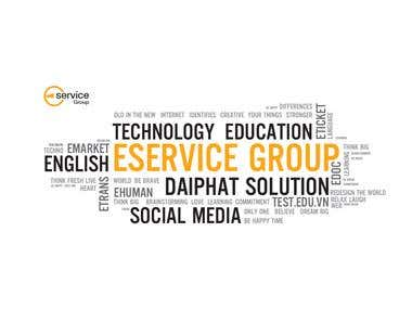 E-Service Group Typo Banner