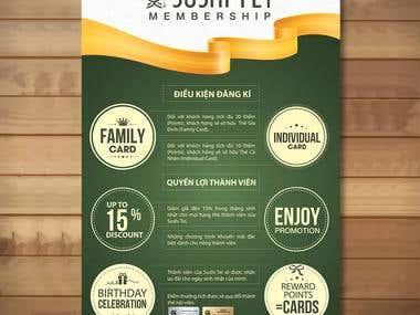 SushiTei Membership