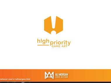 High Priority Game Art