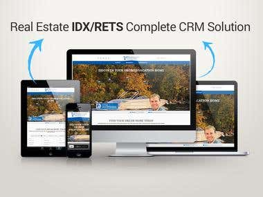 IDX/RETS Real Estate Complete CRM Solutions