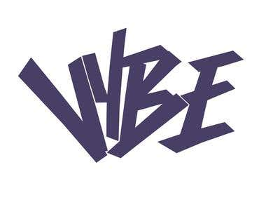 Logo for Vybe Clothing