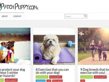 Patchpuppy,com (Shopify)