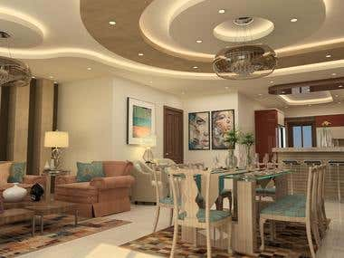 Private Appartment Interior Design