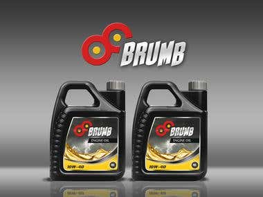 Brumb Oil Package