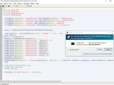 Windows User Account Control Prompt Bypass