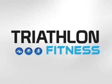 Triatlon fitnes - logo