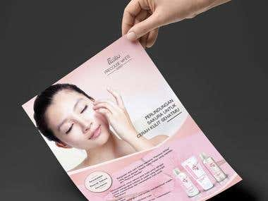 Fanbo Skin Care Brochure