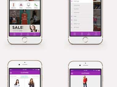 Catchyattire Ecommerce store App