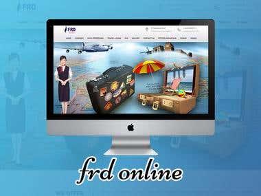 FRD Online (Design & Development)