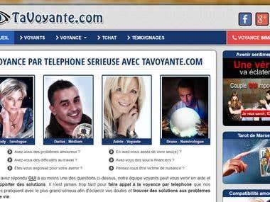 TaVoyante.com