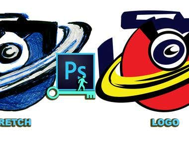 Scretch To Logo