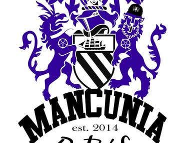Mancunia Rebel (LOGO Design)