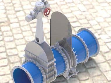 Gas complex