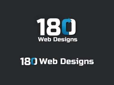 180 Logo Design