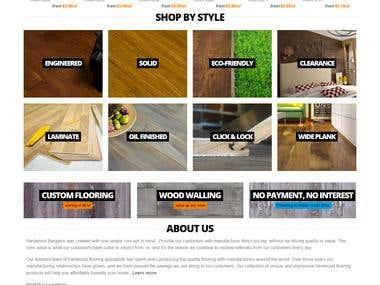 Ply Wood E-commerce Website