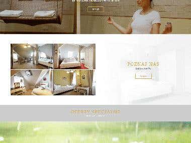 Versant Hotel Webiste
