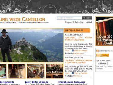 Cooking With Cantillon http://cookingwithcantillon.com/