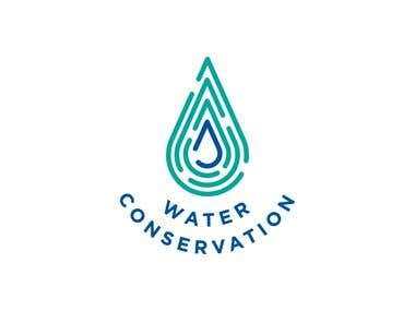 UNICEF Water Conservation Logo