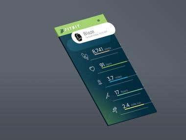 Fitbit Rebranding