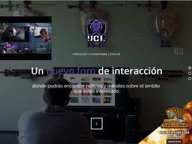 Web Corporativa HTML 5 UCL