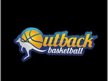 Basketball Sports Logo