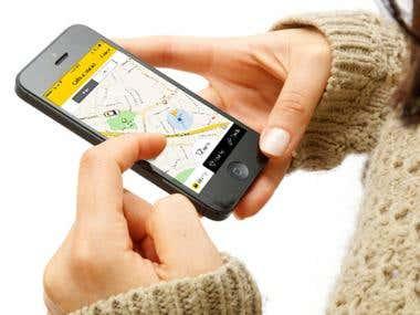 Roadservice mobile app