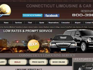 Copywriting and Content Writing Avery Limousines